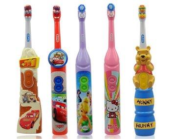 Детская электрическая зубная щетка купить саратов